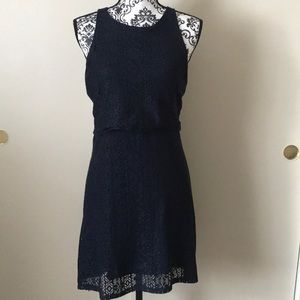 Abercrombie and Fitch Lace Dress Size Medium